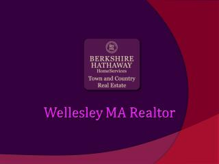 Wellesley MA Realtor