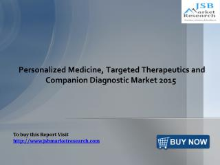 Personalized Medicine, Targeted Therapeutics: JSBMarketResearch