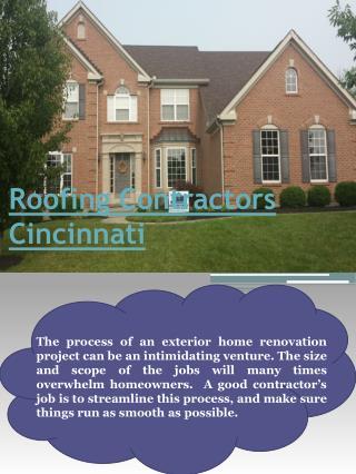 Cincinnati Roofers