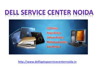 Dell Service Center Noida