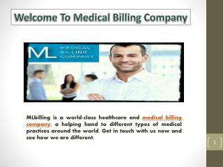 Medical Billing Services Agreement