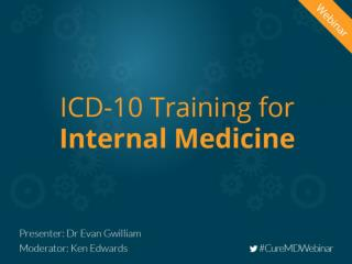 CureMD Training For Internal Medicine