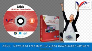 AKick - Download FreeHD Video Downloader
