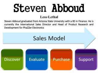 Steven Abboud - Less-Lethal