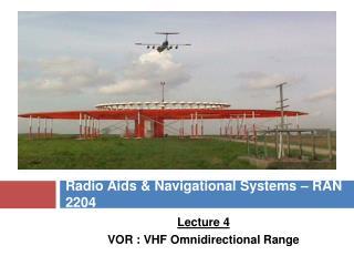 Radio Aids  Navigational Systems   RAN 2204