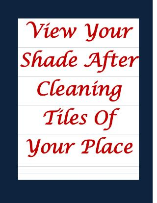 tile cleaning services Phoenix