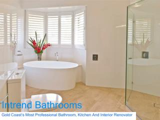 Gold Coast's Most Professional Bathroom, Kitchen And Interior Renovator