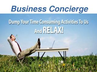 Business Concierge