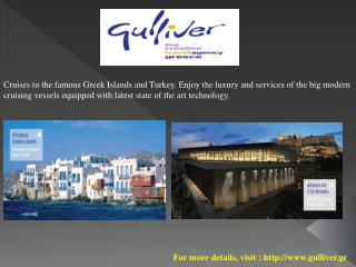 Greece travel agency