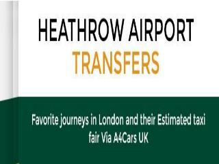 HEATHROW AIRPORT TRANSFERS INFOGRAPHIC PART – 3