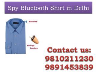 Spy Bluetooth Shirt in Delhi,9810211230