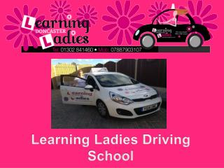Effective Driving Training Program | Learning Ladies