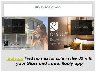 Realy for Google Glass