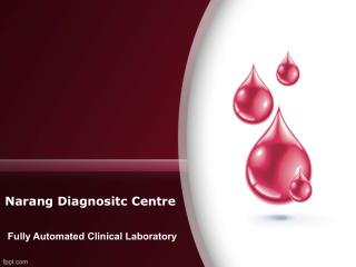 Blood test labs in Chandigarh