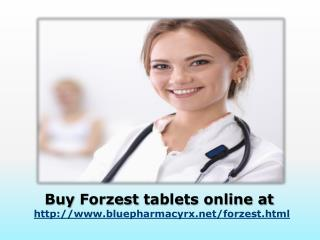 Forzest Anti-Impotence Pills Improve Erectile Ability