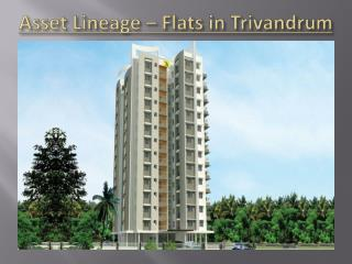 Asset Homes - flats in Trivandrum