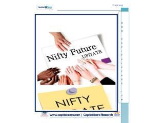 Daily Nifty Market Views � 18 SEP 2015