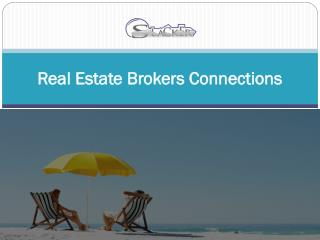 Real Estate Brokers Connections