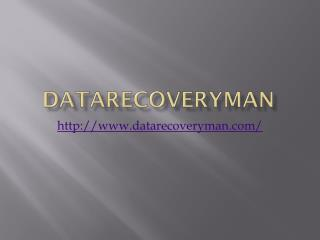 Data Recovery Orange County