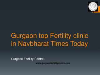Gurgaon fertility centre