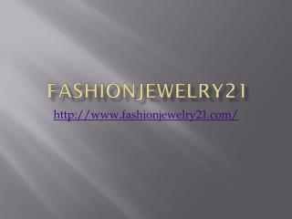 Trendy Fashion Jewelry