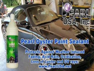 Pearl Waterless Product-The Ultimate Paintwork Protection Product