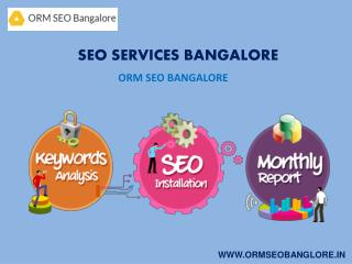 Seo Services Bangalore