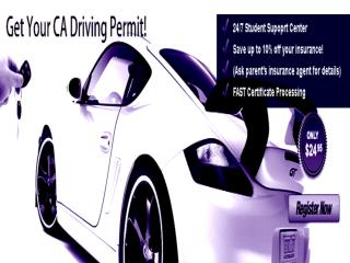 Drivers Ed- Offers Teen Drivers Education in California.pptx
