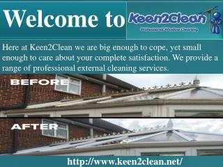 Welcome to Keen2Clean