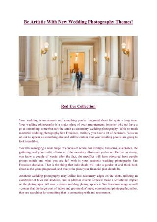 City Hall photographer San Francisco - Redeye Collection.pdf