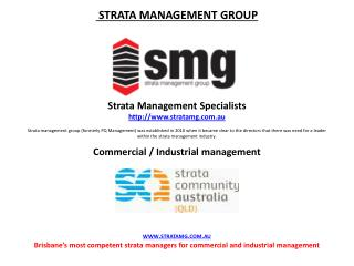 Strata Manager