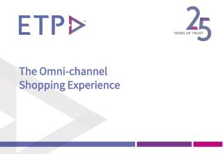 Omni Channel Shopping Experience
