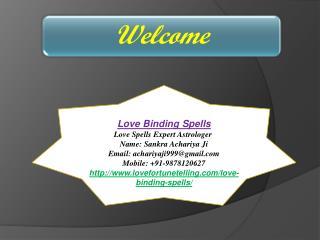 Love Binding Spells, contact no.-9878120627