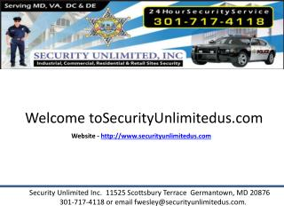 Personal protection companies in virginia