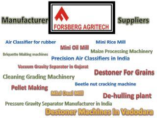 Purchase Vacuum Destoner, Air Precision, Gravity Separator Machinery!