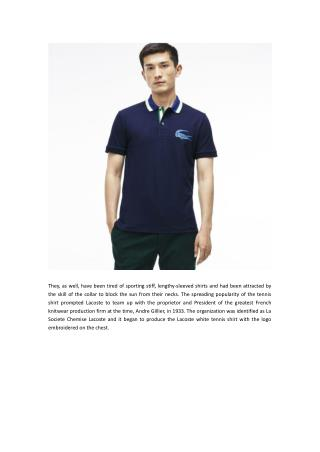 wholesale cheap discount lacoste polo shirts at brandsweekend.su.pdf