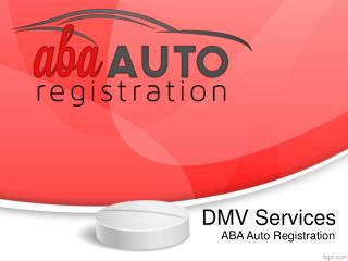 DMV Services in Los Angeles