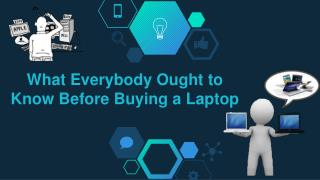 The Peterson Group Review: What Everybody Ought to Know Before Buying a Laptop