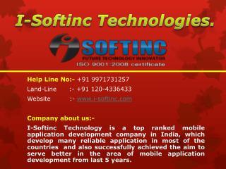 Best Mobile application development company in India, Delhi NCR