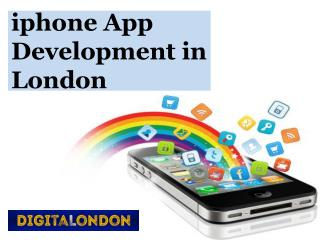 iphone App Development in London