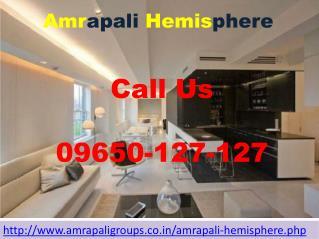 Amrapali Hemisphere Residential Apartment