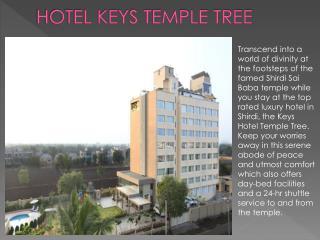 Hotel keys Temple Tree
