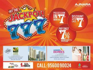 Ajnara Le Garden Noida Extension Call@ 9560090024