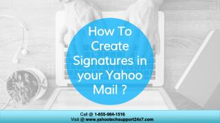Yahoo Customer Service Phone Number 1-855-984-1516 (Toll Free)