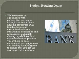 Stated Income Apartment Loans