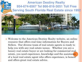 South Florida Homes for Sale