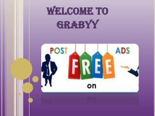 Post Free Ads Online