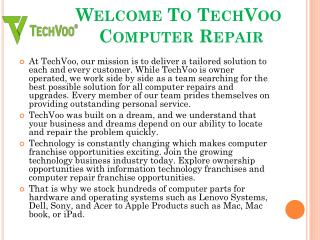 Buy Best Computer Repair Business to Own