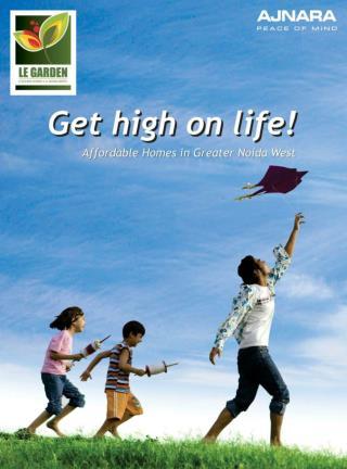 Ajnara Legarden Brochure