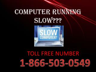 1-866-503-0549 dell pc laptop is slow and freezes